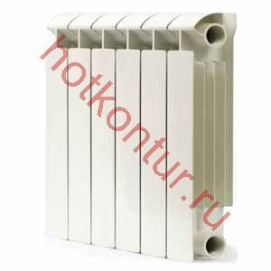 Изображение Радиатор биметаллический GLOBAL-EXTRA 350/12-секции