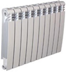 Изображение Радиатор биметалл ELEGANCE- 500/ 10-секций