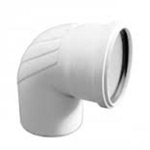Изображение ОТВОД RAUPIANO ∅ 50/45° для внутренных канализационных систем