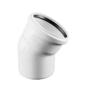Изображение ОТВОД RAUPIANO ∅ 110/15° для внутренных канализационных систем