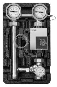 Изображение Насосная Группа Meibes  поколение 7 МК UPS25-60 трстат для тёплого пола ME45190