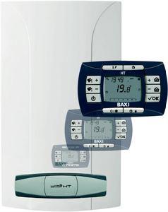 Изображение Настенный газовый котёл Baxi NUVOLA-3 Comfort 240 Fi