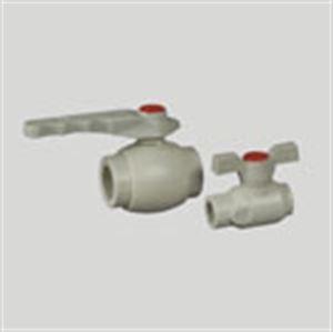 Изображение Кран полипропиленовый шаровой ∅ 25 FV-PLAST