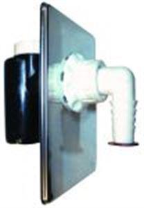 Изображение HL440 Встроенный сифон с обратным клапаном HL440