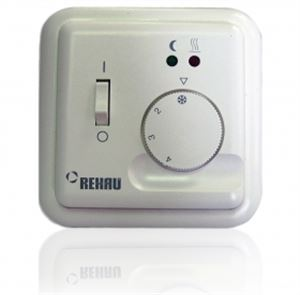 Изображение Терморегулятор REHAU Basic 10 А
