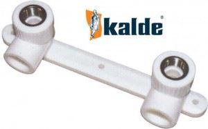 """Изображение Настенный комплект для смесителя с креплением 25 х1/2"""" ППР Kalde"""