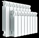 Изображение Биметаллический радиатор RIFAR MONOLIT 350 6 секции
