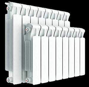 Изображение Биметаллический радиатор RIFAR MONOLIT 350 10 секции