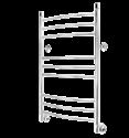 Изображение Полотенцесушитель водяной лестница 500 х 500 дуга группами