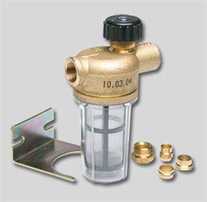 """Изображение Фильтр для жидкого топливо """"Oilpur""""  Oventrop 212 31 03"""