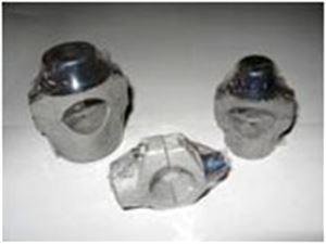 Изображение Колодочная насадка black для ППР аппаратов  Dytron