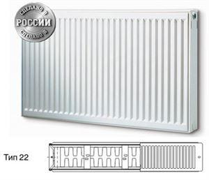 Изображение Стальной панельный радиатор Buderus Logatrend K-Profil22/300/500