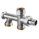 Изображение Присоединительная насадка DUO для 2-х трубных систем oventrop 1013361
