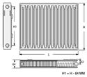 Изображение для категории Kermi FKO тип 12
