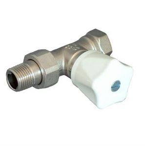 Изображение Вентиль с ручным приводом (HR) 1/2 прямой Oventrop 1190604