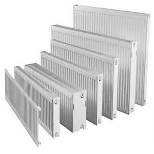 Изображение Радиатор панельный Kermi FKO 12/300/3000 боковое