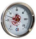 Изображение Термометр БТ-30 накладной, 0-120 °С