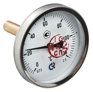 Изображение Термометр БТ-31 с задним подключением