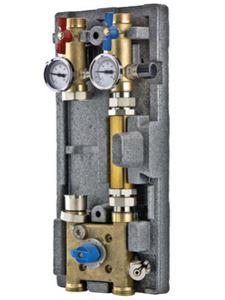 Изображение Насосный модуль с байпасом и трехходовым клапаном