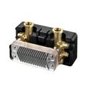 """Изображение Пластинчатый теплообменник """"Regumat"""" на 14 пластин до 14 кВт Oventrop 1351596"""