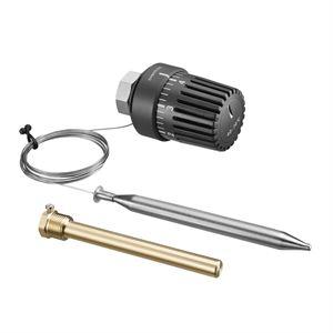 """Изображение Терморегулятор с погр.датчиком 70-100 C, капил.трубка 2м, погр.гильза 1/2"""", Oventrop 1140564"""
