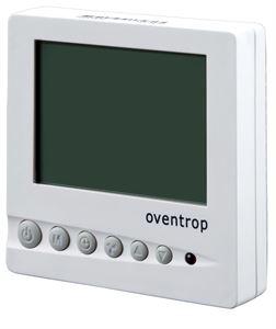 Изображение Комнатный термостат, цифровой с управлением вентилятором, 230 В, Oventrop 1152451
