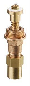 Изображение Верхние части под торцевой ключ для регулирующих и сливных вентилей PN 25, DN 32, Oventrop 1069295