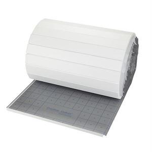 Изображение Рулонный мат для крепления скобами и шинами 10 x 1м, из пенополистирола, WLG 045, толщина 30-3мм, Oventrop 1402505