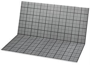Изображение Склад.глад.мат NP-11, из пенополистир., покр. пленкой 1 x 1м, WLG035, толщина 11мм, Oventrop 1402390