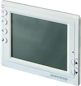 Изображение Комнатный термостат для наружного монтажа Heizen/Kuhlen mit Display, 0-10 V, Oventrop 1152064