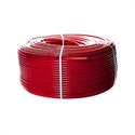Изображение Труба PEX-a/EVOH из сшитого полиэтилена с кислородным слоем, красная 16х2,0 (бухта 100 метров) STOUT