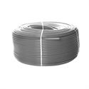 Изображение Труба PEX-a/EVOH из сшитого полиэтилена с антидиффузионным слоем, универсальная серая 20х2,8 (бухта 100 метров) STOUT
