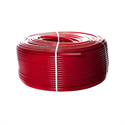 Изображение Труба PEX-a/EVOH из сшитого полиэтилена с кислородным слоем, красная 20х2,0 (бухта 100 метров) STOUT
