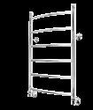 Изображение Полотенцесушитель водяной 500х500 лестница (дуга) МСталь